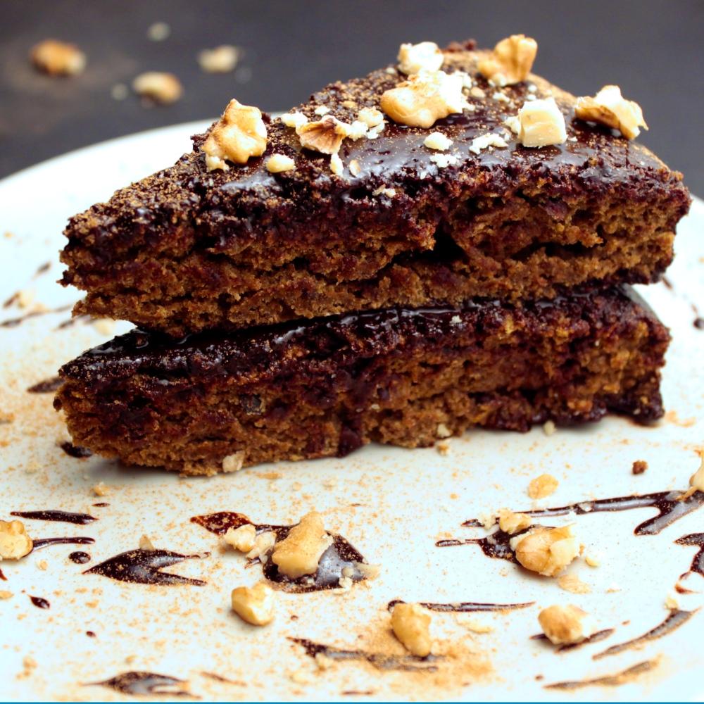 chocolate_spelt_matcha_cake